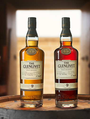 The Glenlivet 2000 First Fill ex-American Oak Barrel