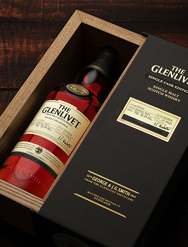 The Glenlivet 2003 First Fill ex-Oloroso Sherry Butt