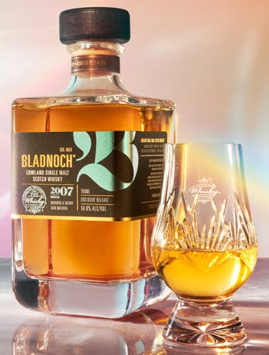 Bladnoch 2007 Cask Strength Created Exclusively for The Whisky Club