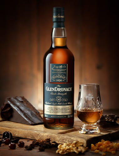 The GlenDronach Cask Strength Batch 10