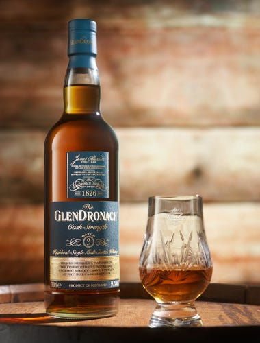 The GlenDronach Cask Strength Batch 9