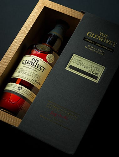 The Glenlivet 2003 First-Fill ex-Oloroso Sherry Butt