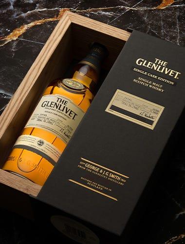 The Glenlivet 17 Year Old First Fill American Oak Barrel