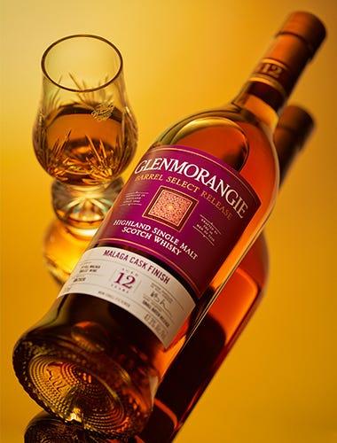 Glenmorangie 12 YO Malaga Cask