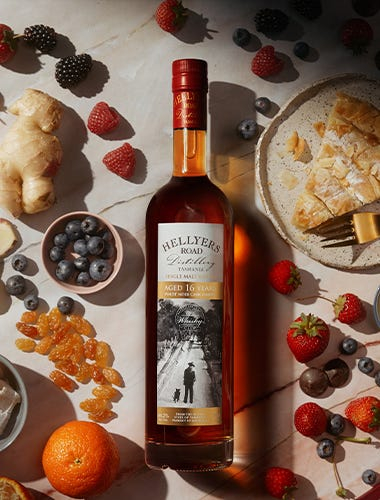 Hellyers Road Aged 16 Years Pinot Noir Cask Finish