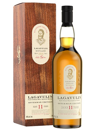 Lagavulin Offerman Edition