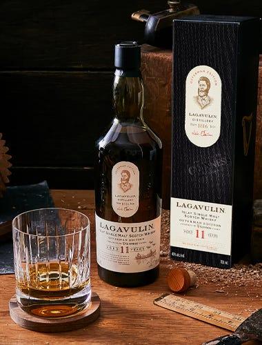 Lagavulin Offerman Edition: Guinness Cask Finish
