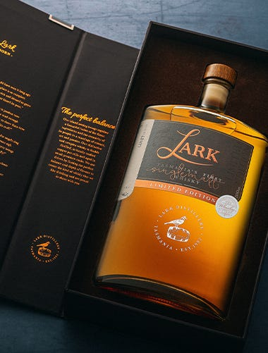 Lark Private Cask Aged 9 Years