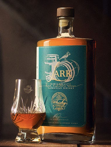 Lark Head Distiller's Release