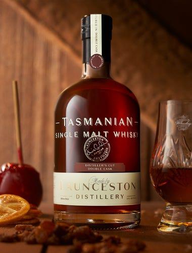 Launceston Distillery Distiller's Cut Double Cask