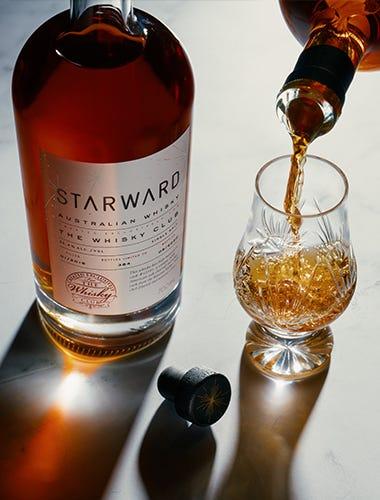 Starward Charred Red Wine Single Cask