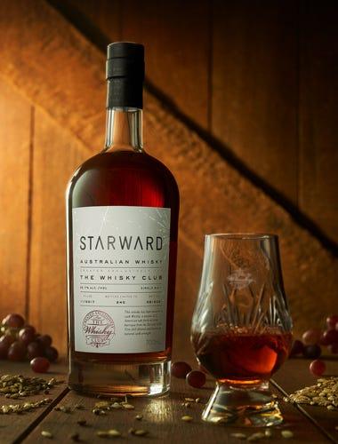 Starward Fresh Red Wine Single Cask