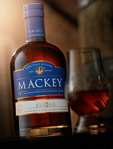 Mackey Release 7 Triple Distilled