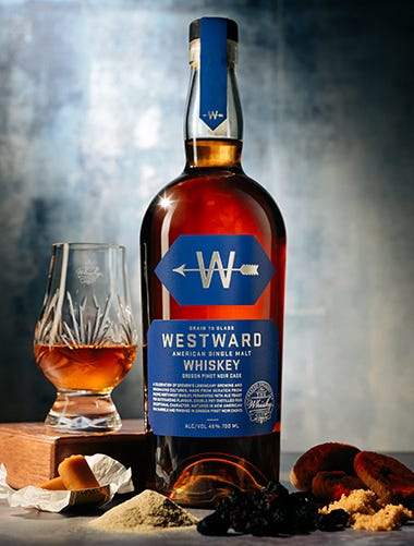 Westward Oregon Pinot Noir Cask