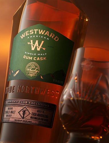 Westward Whiskey Single Malt Rum Cask