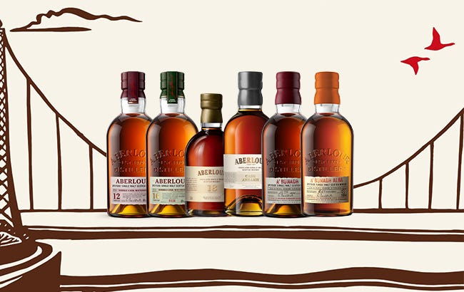 Win Yourself A Whole Lot Of Aberlour