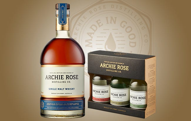 Score an early Christmas present with Archie Rose
