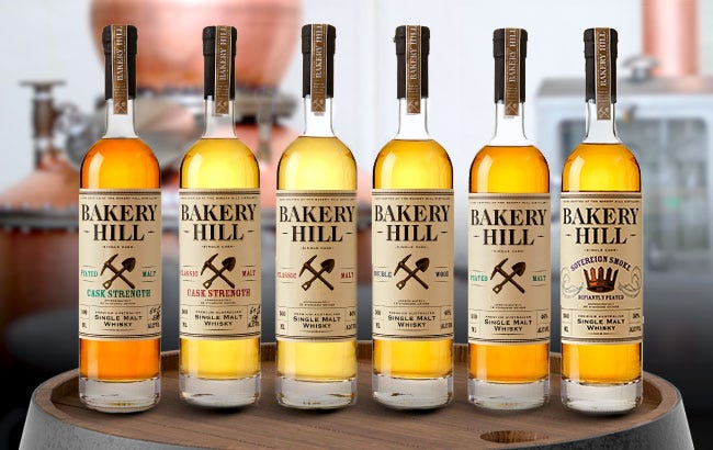 Win a lot of Bakery Hill!