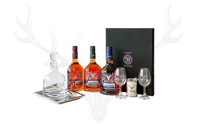 Score a seriously huge Dalmore prize pack