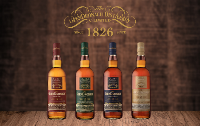 Land the Ultimate GlenDronach Collection