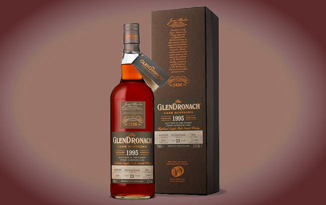 Make Way On Your Top Shelf For GlenDronach
