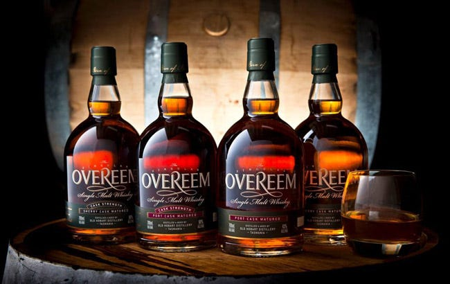Win Overeem's Stunning Core Collection