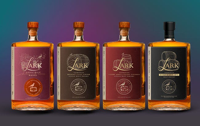 Win a Set of Lark Limited Releases