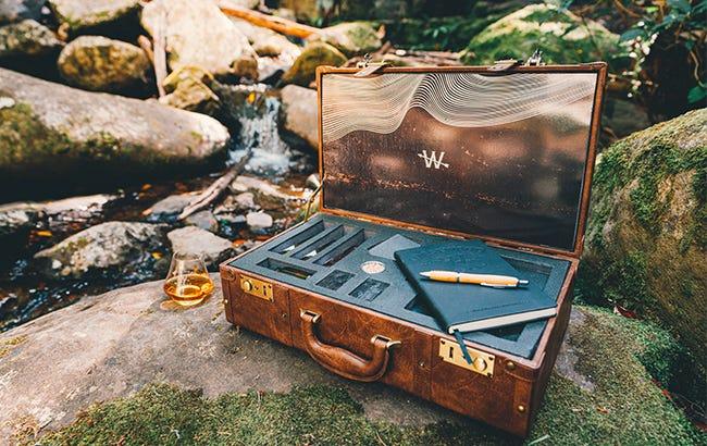 Win A Money-Can't-Buy Westward Experience