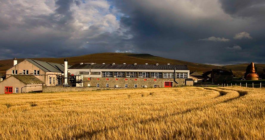 Win a Trip to Glenfarclas Distillery