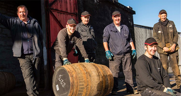 What is a Single Cask Whisky?