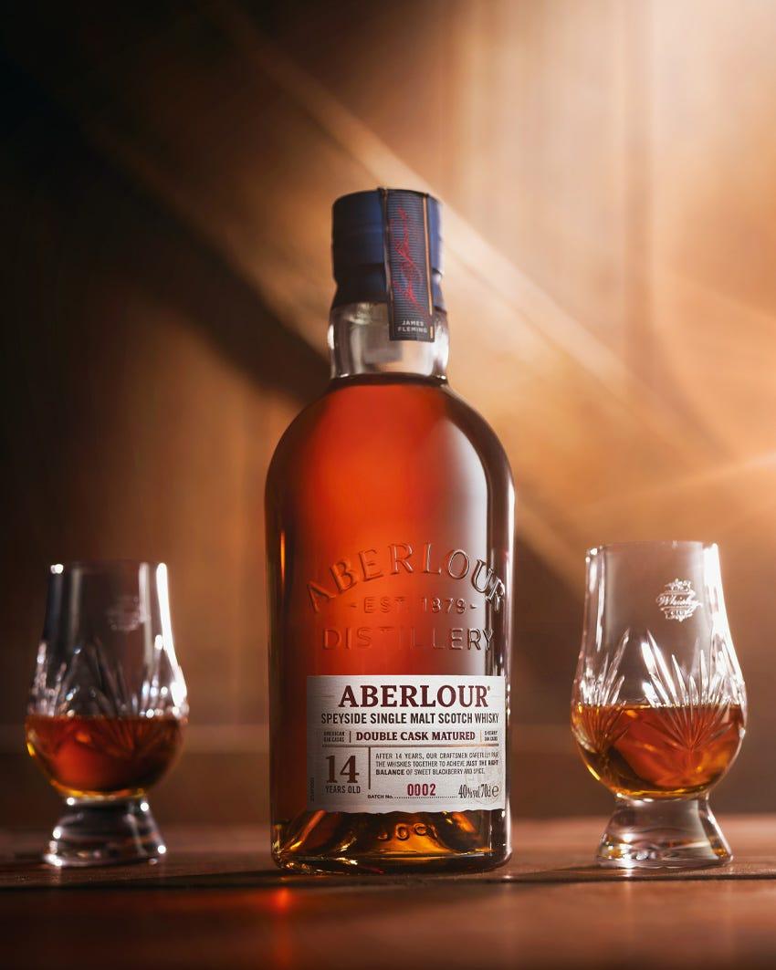 Aberlour Virtual Club Tasting