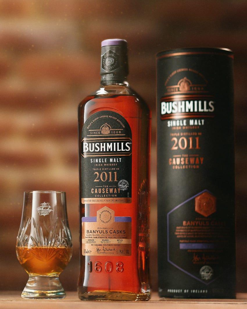 Bushmills Virtual Club Tasting