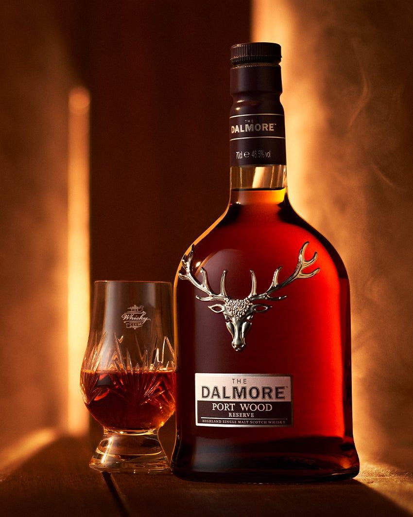 The Dalmore Virtual Club Tasting