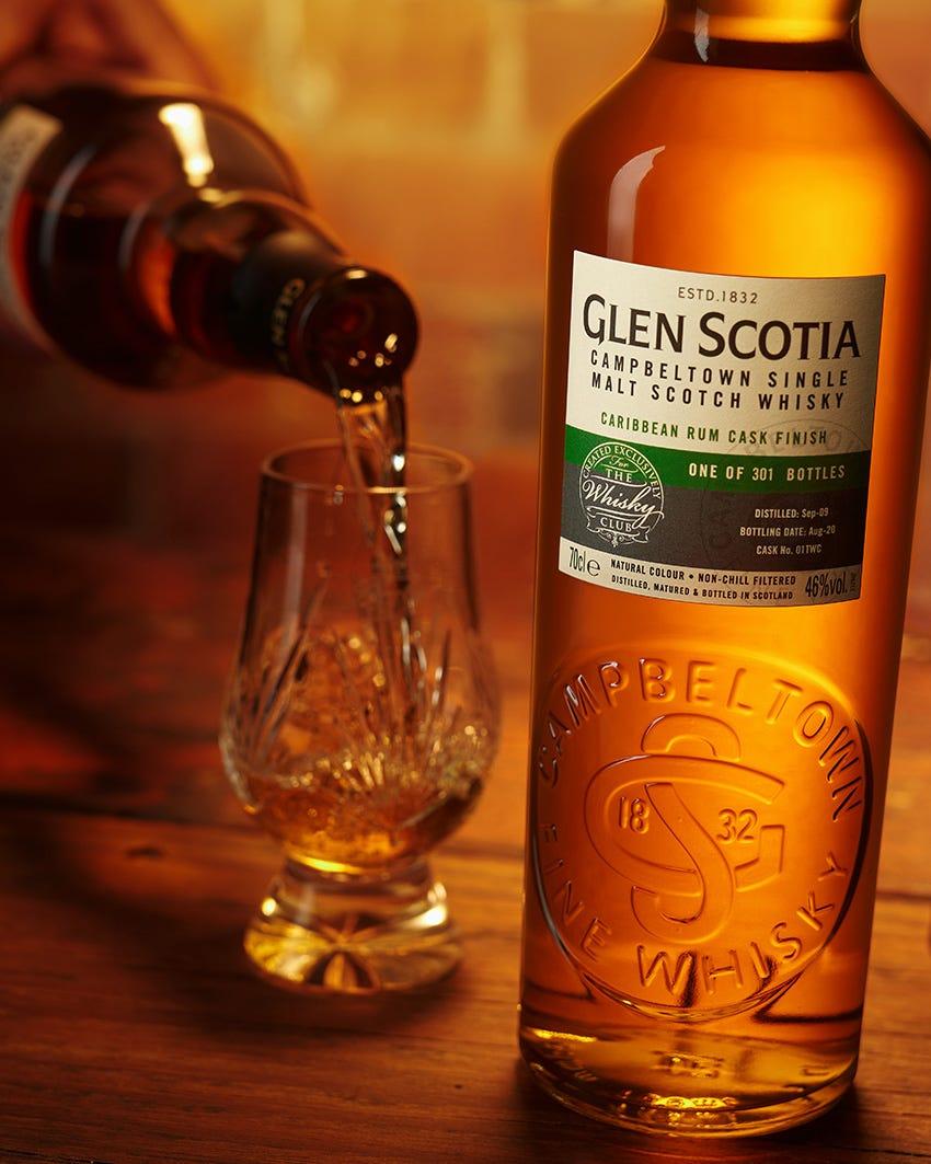 Glen Scotia Virtual Club Tasting