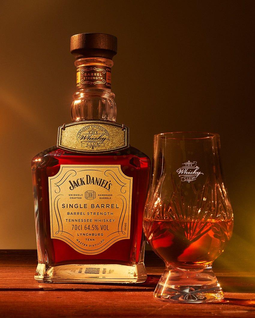 TBC — Jack Daniel's virtual Club Tasting