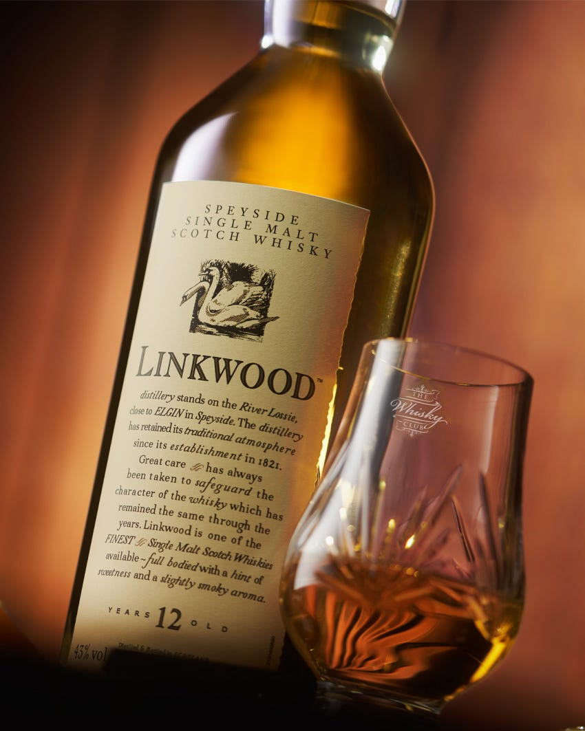 Linkwood Virtual Club Tasting