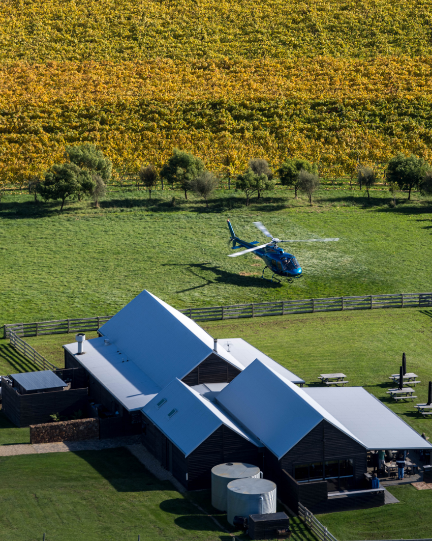 Helicopter Whisky Experience Exclusive to Whisky Club Members