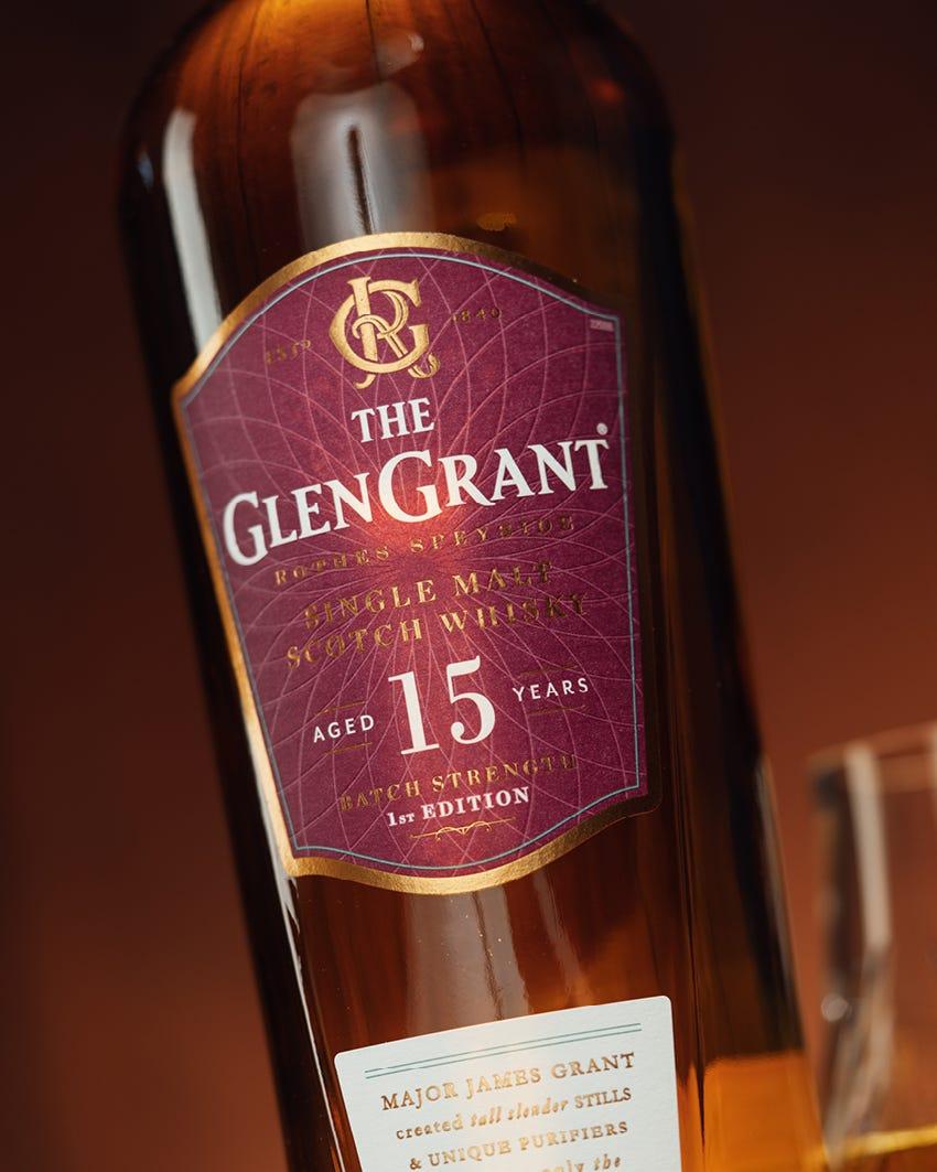 Glen Grant Virtual Club Tasting