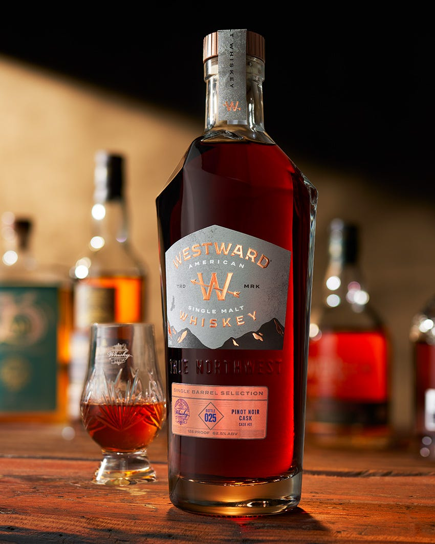 Westward Whiskey Virtual Club Tasting