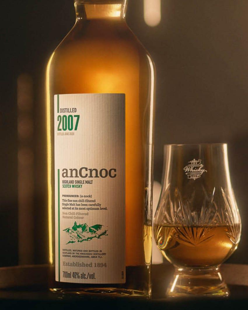 anCnoc Virtual Club Tasting